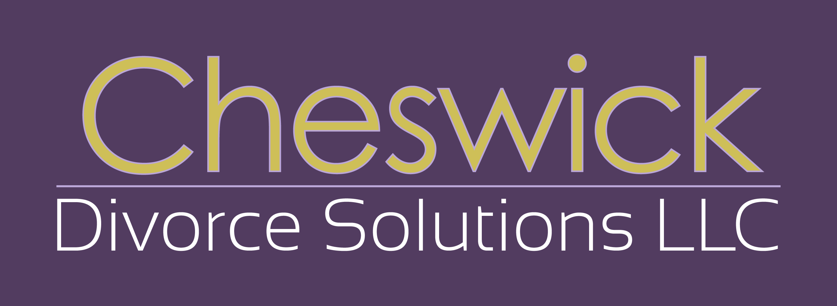 Cheswick Divorce Services logo